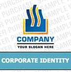 Corporate Identity Template 4599