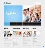 Education WordPress Template 45013