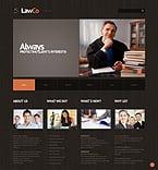 Law WordPress Template 45014