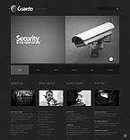 Security WordPress Template 45015