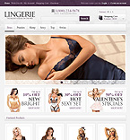 Fashion OpenCart  Template 45019