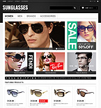 Fashion PrestaShop Template 45021