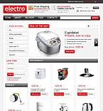 Electronics VirtueMart  Template 45040
