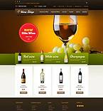 Food & Drink OpenCart  Template 45066