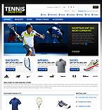 Sport ZenCart  Template 45087