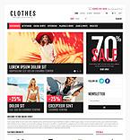 Fashion PrestaShop Template 45092