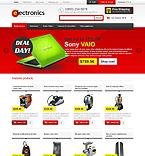Electronics OpenCart  Template 45094