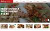 European Restaurant Responsive Website Template New Screenshots BIG