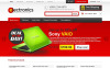 "Template OpenCart #45094 ""Quality Electronics"" New Screenshots BIG"