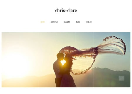 Wedding Album Responsive