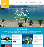 Travel Joomla  Template 45159