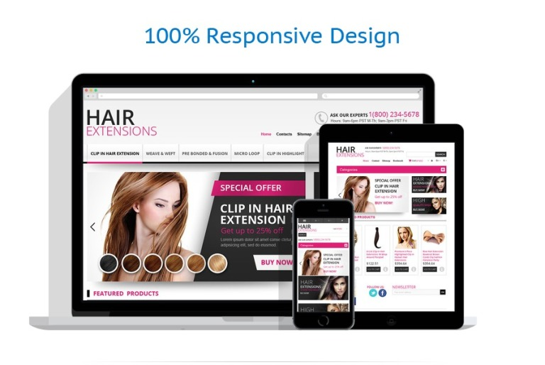 Due To Modern Beauty Technologies Every Woman Can Have Long Thick Luxury Hair Even If Her Natural Is Far From Being Perfect This Website Visually