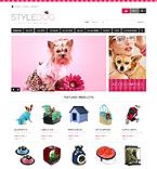 Animals & Pets PrestaShop Template 45169