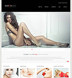 Art & Photography WordPress Template 45176