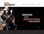 Security Moto CMS HTML  Template 45191