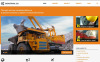 Industrial Company WordPress Theme New Screenshots BIG