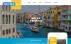 """""""Société de voyages"""" thème Joomla adaptatif New Screenshots BIG"""