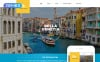 "Tema Joomla Responsive #45159 ""Travel Company"" New Screenshots BIG"