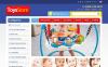 "ZenCart šablona ""Toys Store"" New Screenshots BIG"