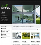 Furniture Facebook HTML CMS  Template 45209