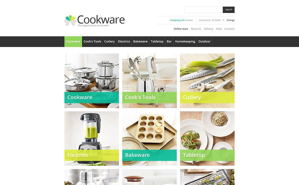 Template VirtueMart para Sites de Utilidades Domésticas №45229 New Screenshots BIG