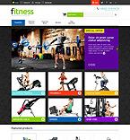 Sport PrestaShop Template 45243