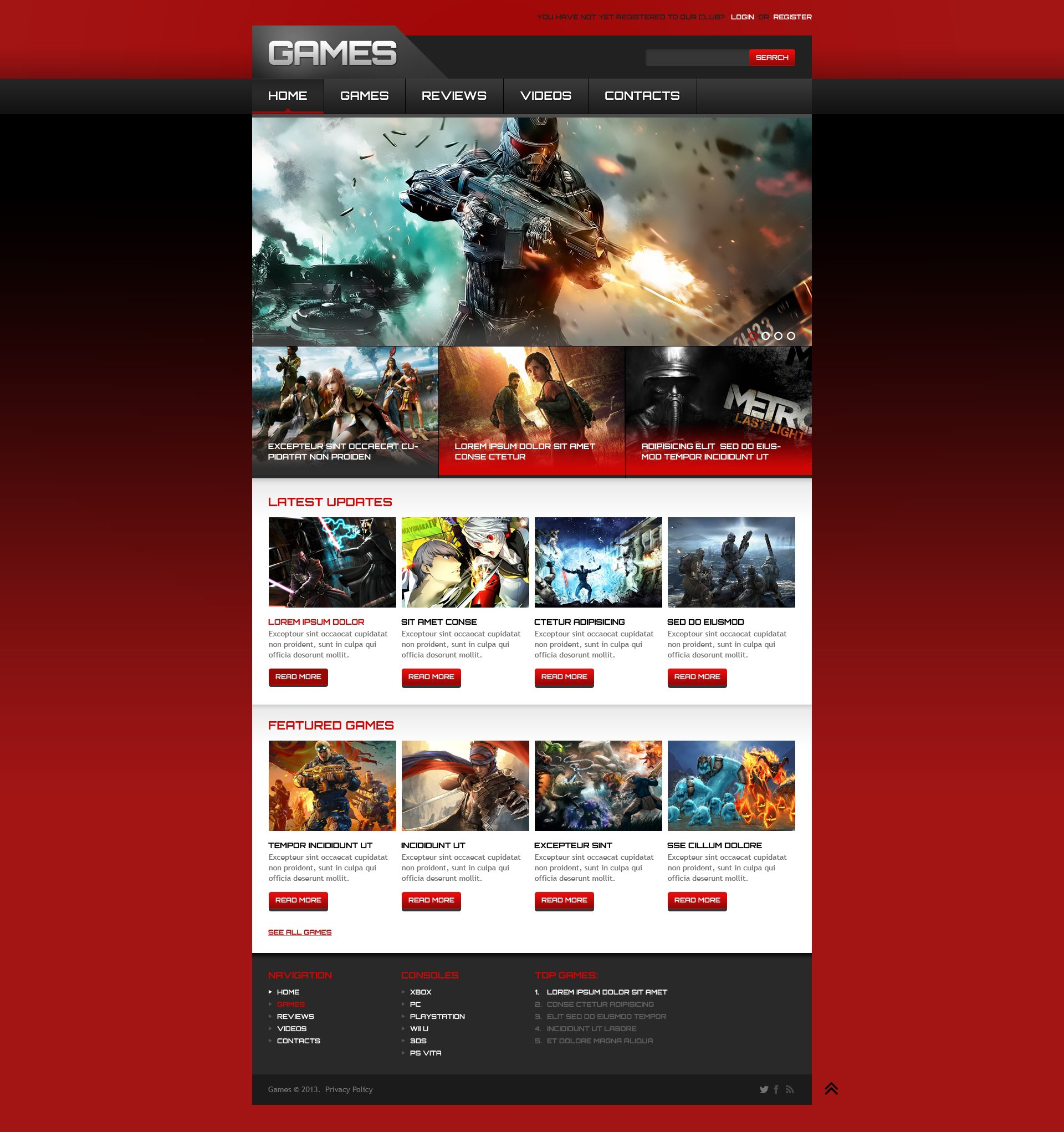 Сайты для создания сайтов для игр программы для создания сайтов с торрента