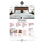 Hotels Website  Template 45249