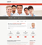 Law Website  Template 45261