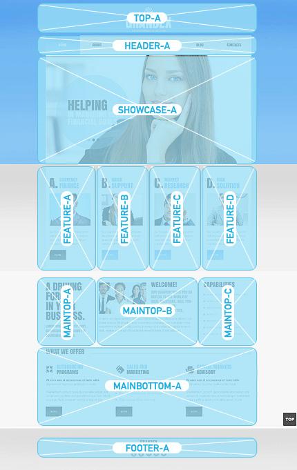 Joomla Theme/Template 45273 Main Page Screenshot