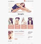 Art & Photography Website  Template 45279
