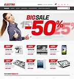 Electronics PrestaShop Template 45299