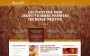 Адаптивный HTML шаблон №45284 на тему сельское хозяйство New Screenshots BIG
