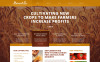Plantilla Web Responsive para Sitio de  para Sitios de Agricultura New Screenshots BIG
