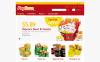 Tema De PrestaShop Responsive para Sitio de  para Sitios de Comida y bebida New Screenshots BIG
