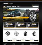 Cars PrestaShop Template 45300