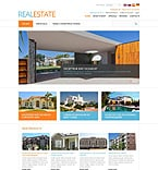 Real Estate osCommerce  Template 45303