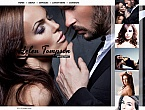 Art & Photography Photo Gallery  Template 45323