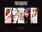 Art & Photography Photo Gallery  Template 45324