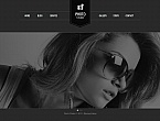 Art & Photography Photo Gallery  Template 45325