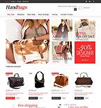 Fashion PrestaShop Template 45349