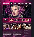 Fashion Moto CMS HTML  Template 45361