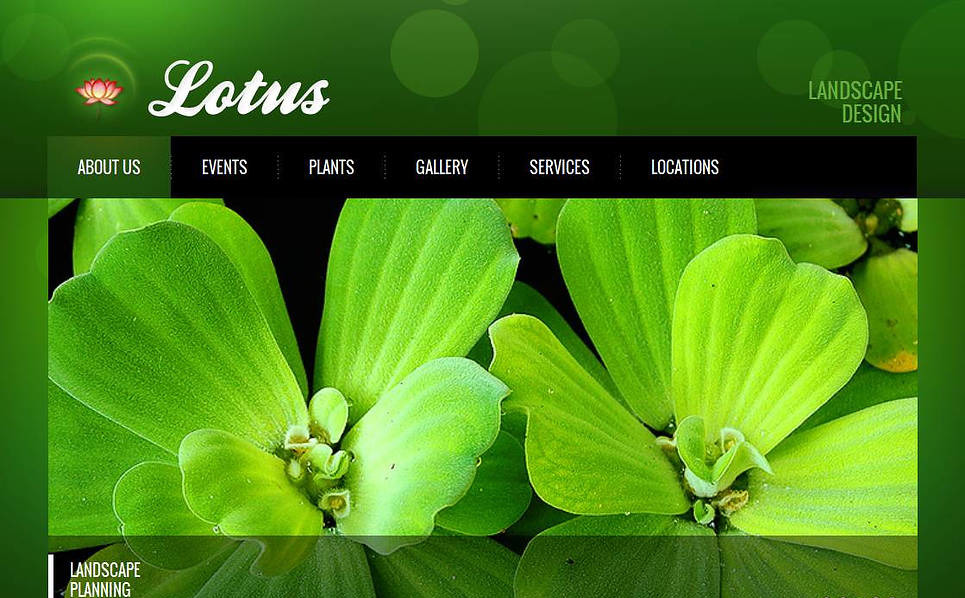 Plantilla Moto CMS HTML #45364 para Sitio de Diseño de paisaje New Screenshots BIG