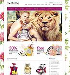 Beauty ZenCart  Template 45395