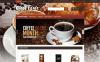 Адаптивный PrestaShop шаблон №45301 на тему кофейня New Screenshots BIG