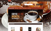 "Template PrestaShop Responsive #45301 ""Responsive Coffee Store"" New Screenshots BIG"