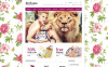 Template ZenCart  para Sites de Loja de Cosmédicos №45395 New Screenshots BIG