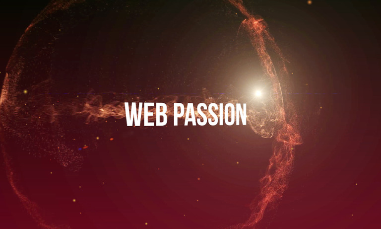 Web Design After Effects Intro New Screenshots BIG