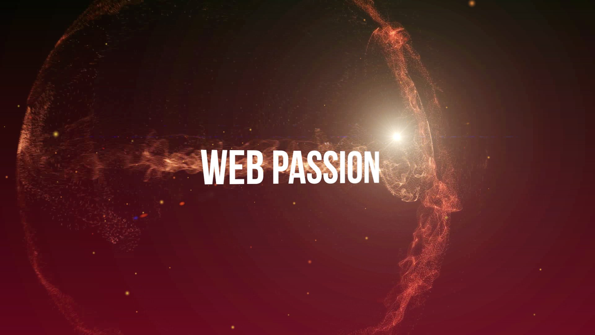 Web Design After Effects Intro - screenshot