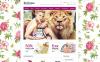 ZenCart šablona Kosmetický obchod New Screenshots BIG